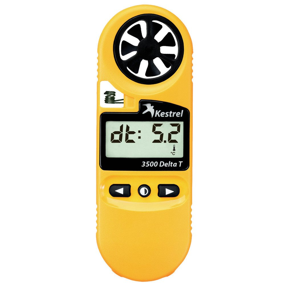 Kestrel Meter 3500 Delta T Yellow 1800x1800