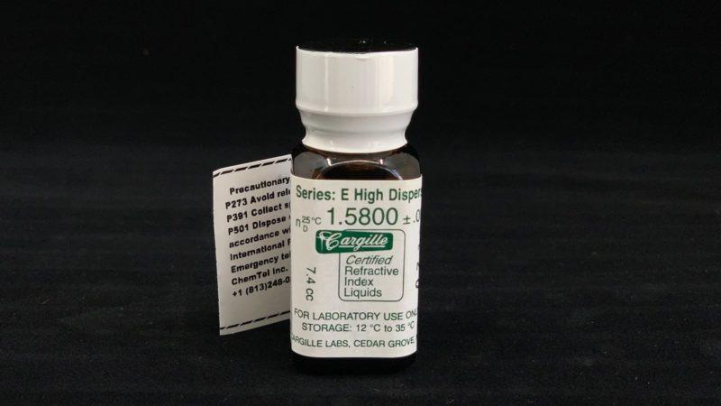 cargille labs ri 15800